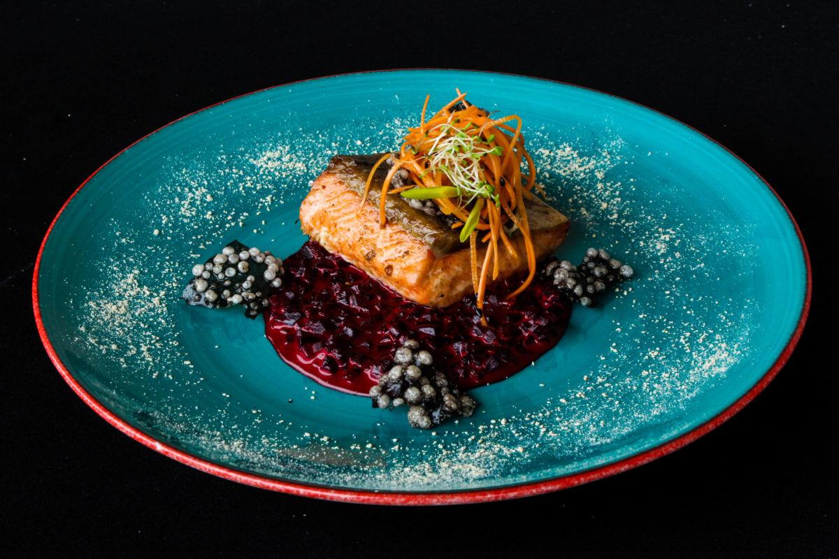 RIVERSIDE restaurant menu gallery
