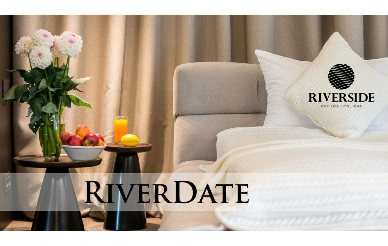 Romantic RiverDate – weekend offer for couple